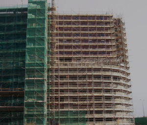 scaffolding project in lincoln